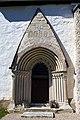 Portal sur da nave da igrexa de Vänge.jpg