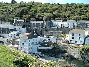 Cornwall film locations - Portloe alias St Gweep