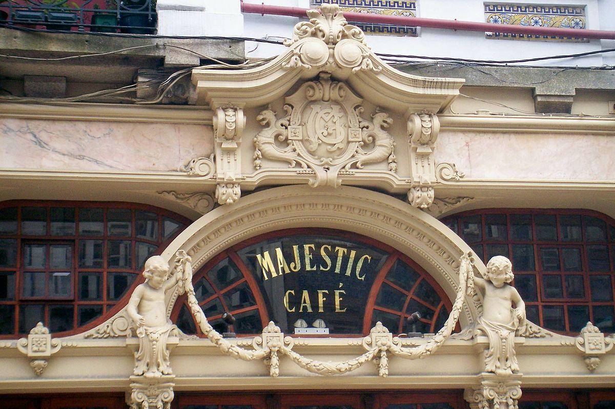 Café Majestic — Wikipédia