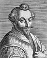 "Portrait from ""Variae comarum et bararum formae"", P. Galle Wellcome L0019797.jpg"