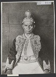 Afbeeldingsresultaat voor sultan aji muhammad sulaiman