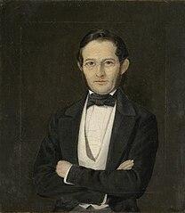 Portrait of Prof. Alexander Georg von Bunge