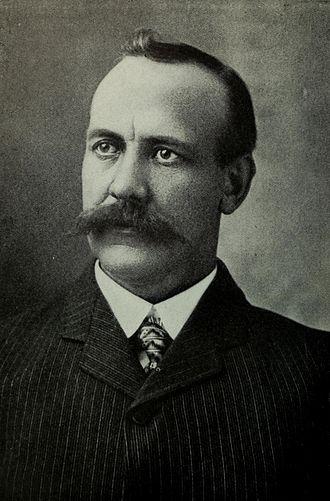Joseph Norman Dolley - Portrait of Joseph Norman Dolley.