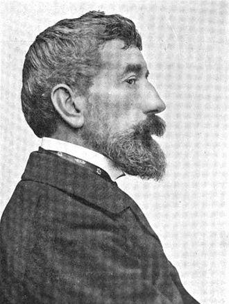 Louis-Maurice Boutet de Monvel - Image: Portrait of Louis Maurice Boutet de Monvel