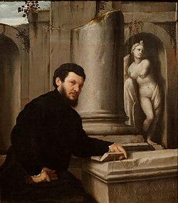 Portrait of Marco Antonio Savelli by Giovanni-Battista Moroni.jpg