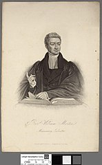 Revd. William Morton, missionary Calcutta