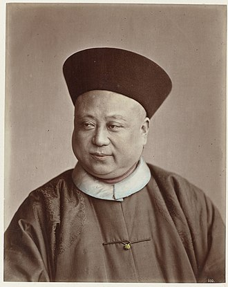 Baron Raimund von Stillfried - Image: Portrait of an Admiral by Baron von Stillfried