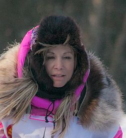 Portrait of an Alaskan legend, DeeDee Jonrowe (8529503537).jpg