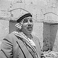 Portret van een Arabische man te Aleppo, Bestanddeelnr 255-6527.jpg