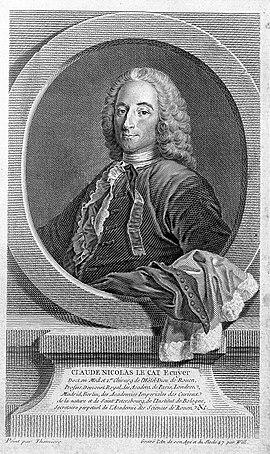 Claude Nicolas Le Cat