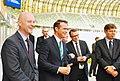 Poseł Leszek Redzimski, Minister Sławomir Nowak, Poseł Marek Biernacki oraz Poseł Tadeusz Aziewicz (6124237223).jpg