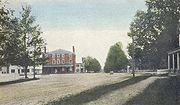 Post Office Square, Amherst Plains, NH