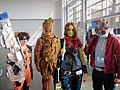 Poznań Pyrkon 2015 Cosplay Guardians of the Galaxy.jpg