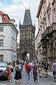 Prag, Pulverturm -- 2019 -- 6602.jpg