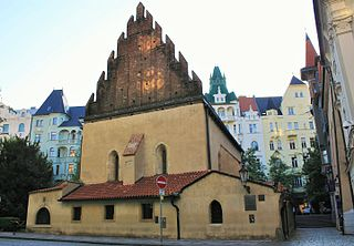 Old New Synagogue Medieval synagogue
