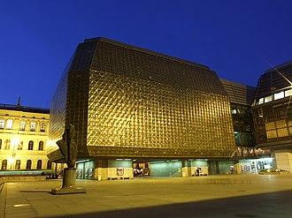 National Theatre (Prague) - Laterna magika
