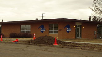 Prairie Public Radio - Most news and classical programming is produced at the Bismarck studio.