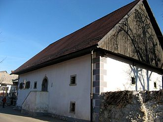 Prešeren House - Prešeren House in Vrba