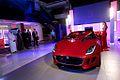 Premier Motors Unveils the Jaguar F-TYPE in Abu Dhabi, UAE (8740734932).jpg