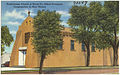 Presbyterian Church of Santa Fe, oldest Protestant Congregation in New Mexico.jpg