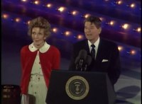 File:President Reagan's Remarks at the Statue of Liberty on Governors Island, New York, July 3, 1986.webm
