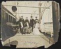 President Roosevelt and his guests on board the Mayflower LCCN2013650929.jpg