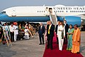 President Trump and the First Lady in India (49583644208).jpg