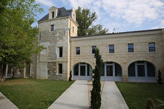 Monument historique à Pessac