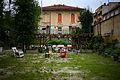 Primo quartiere popolare via Solari Bocciofila.jpg