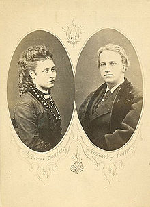 Image result for princess louise and husband