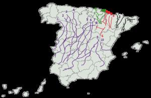 Vía pecuaria
