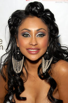 Priya Anjali Rai in Beverly Hills (2009)