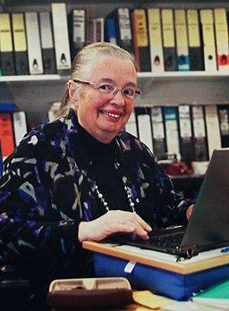 Professor Jean Golding OBE (cropped)