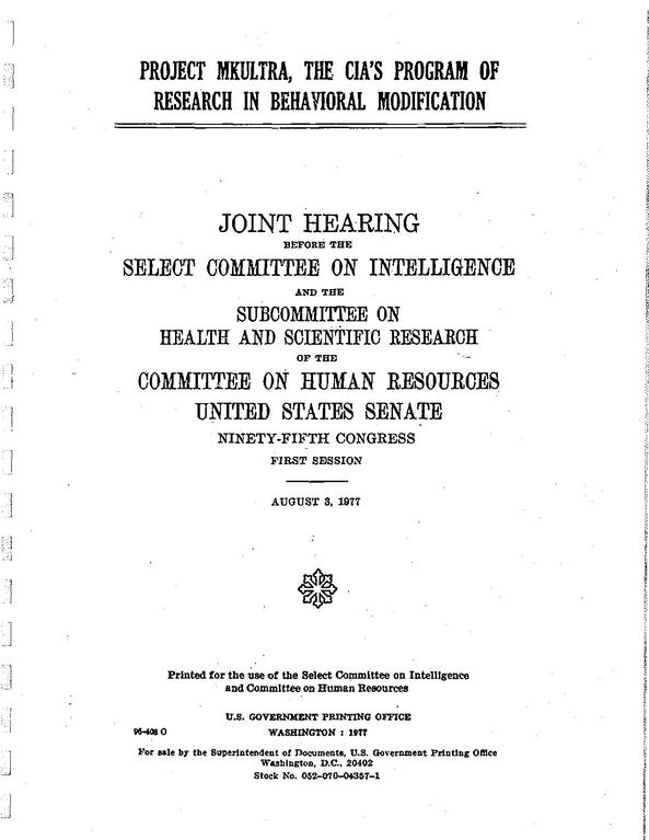 File:ProjectMKULTRA Senate Report pdf - Wikimedia Commons
