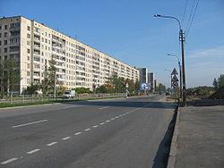 Проспект луначарского санкт