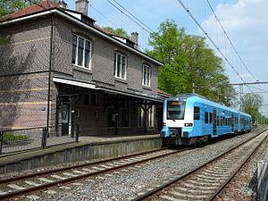 Nijkerk–Ede-Wageningen railway