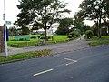 Public bridleway 3108 north of Mewsbrook Park - geograph.org.uk - 1040779.jpg