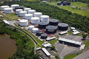 Puma Energy - Puma Energy fuel terminals in Guatemala