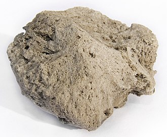 Pumice raft - Pumice stone
