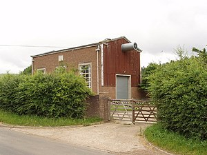 Hawridge - Pumping Station in The Vale