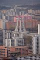 Pyongyang, North Korea, Monument to the Founding of the Worker's Party 02.jpg