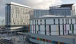 NHS Scotland's Queen Elizabeth University Hospital, Glasgow
