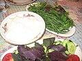 Qatiq and salad from Azerbaijan.jpg