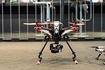 Quadrocopter - CeBit 2017 01.jpg