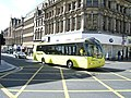 Quaylink bus outside Boots.jpg