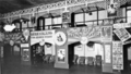 Queensland State Archives 2541 Queensland Government Tourist Bureau display at the Trocadero promoting the travel service South Brisbane c 1932.png