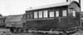 Queensland State Archives 2555 External view of the Department of Public Instruction Rail Dental Clinic Car carriage and motor wagon Roma Street 1929.png
