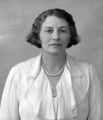 Queensland State Archives 3962 Portrait of Mrs WG Wells 8 July 1937.png