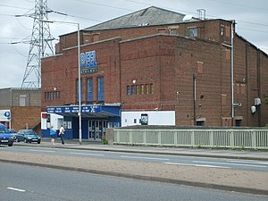 Reel Cinemas, UK - Image: Quinton Cinema geograph.org.uk 443912