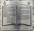 RAF Beach squadrons plaque Arromanches.jpg